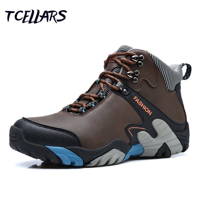 Chaussures d'extérieur chaussant des - chaussures de randonnée antidérapantes étanches lIfy1SrUig