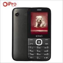 Original IPRO Große Tastatur 2,4 zoll Handy Dual SIM Handy für Ältere menschen Mit Englisch Portugiesisch Spanisch Telefon