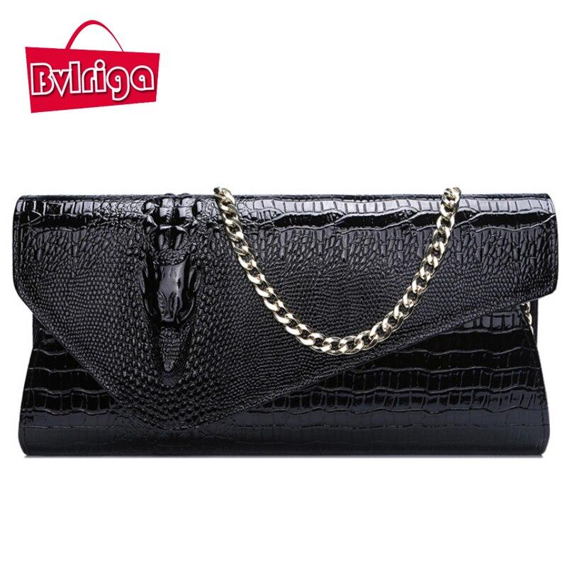 ФОТО BVLRIGA Famous brands genuine leather women clutches ladies hand bags dollar price luxury women designer purse new evening bag
