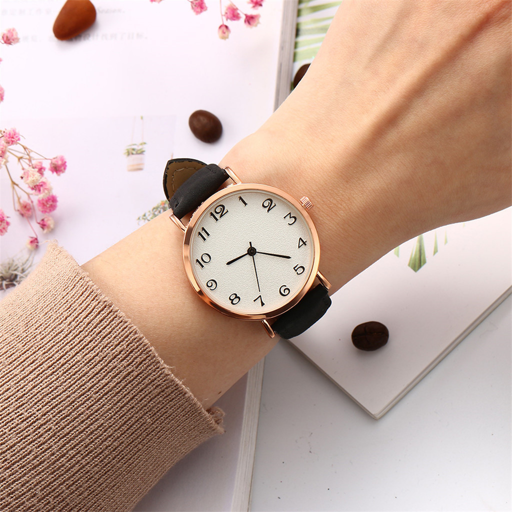 New Simple Ladies Quartz Watch Temperament Casual Watch Female Models Women Watches Dress Watch Party Decoration Gifts Female