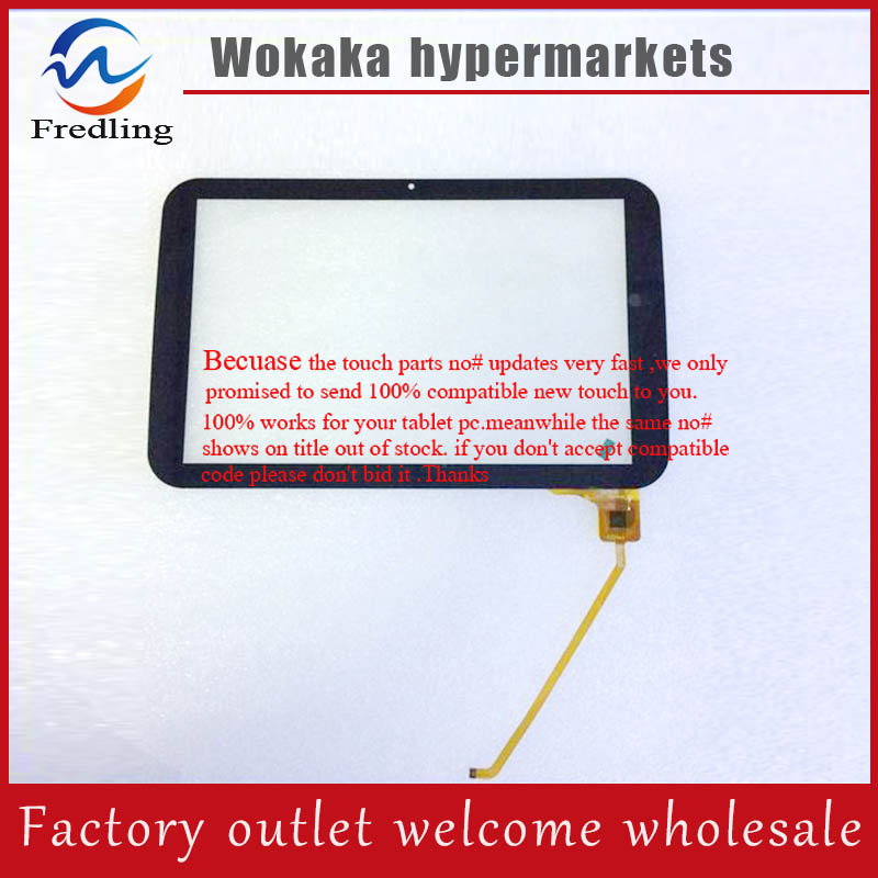 Free shipping 10 1 touch screen 100 New for QSD 702 10061 05 touch panel Tablet
