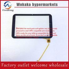 "Envío libre 10.1 ""pantalla táctil, el 100% Nuevo para QSD 702-10061-05 panel táctil, Tablet PC de panel táctil digitalizador"