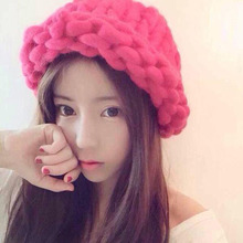 Winter Wool Warm Hat