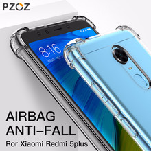 PZOZ Xiaomi Pocophone F1 Mi A2 Lite A1 8 SE Redmi Note 7 5 Plus 5S 5C S2 6 Pro Case Mi Max 2 3 8SE Mix 2S Phone Protection Case(China)