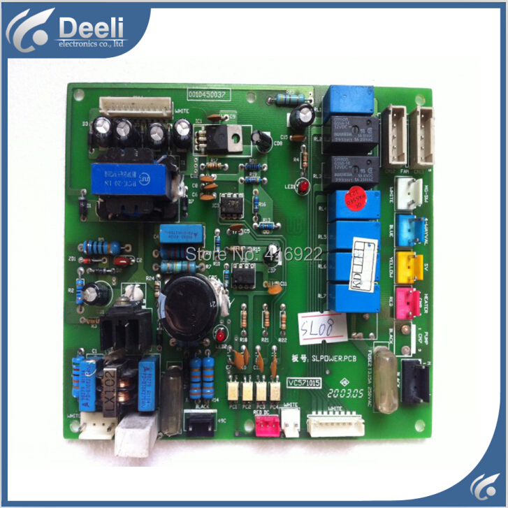 ФОТО  95% NEW for Haier air conditioning computer board KR-140W/BP VC571015 0010450037 board on sale