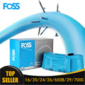 FOSS Bicycle Inner Tube Tyres Road MTB Bike Interior Tire Tube Anti Puncture Tube For Bike Bicycle Tire 16/20/24/26/650B/29/700C