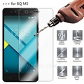 2.5D 0.26mm 9H Premium Tempered Glass For BQ Aquaris M5 Screen Protector Toughened protective film For BQ M5 Glass