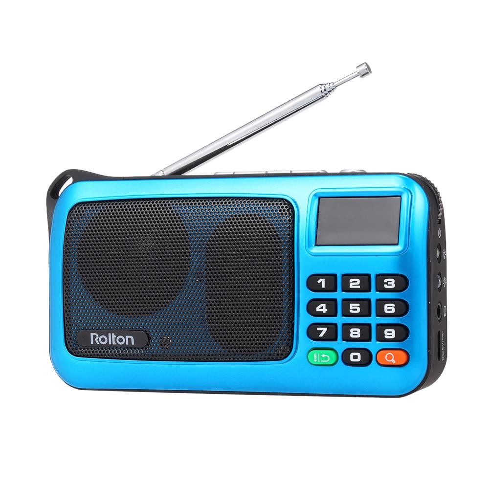 Kebidumei Tragbare Digitale Dab Dab Tragbares Audio & Video Radio Fm Radio Musik-player Receiver Bluetooth Stereo Lautsprecher Outdoor Fm Unterstützung Tf Karte