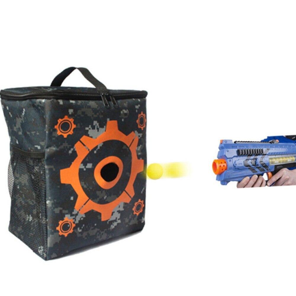 Storage Bags Home Storage & Organization Ounona Nerf Elite Blaster Toy Gun Accessories Storage Bag Target Pouch For Nerf N-strike Elite Series