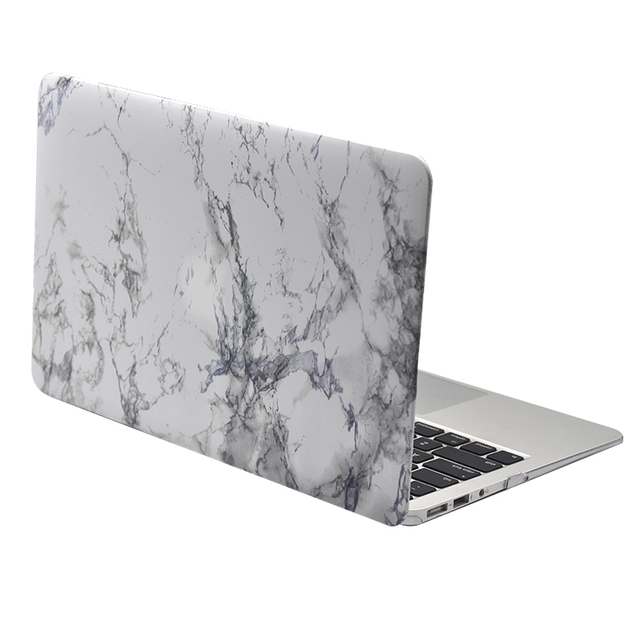 finest selection f8a2d 0791a US $12.8 |Marble Texture Case For Apple Macbook 12 Inch laptop bag case For  Macbook 12 Protective Cover Skin Case-in Laptop Bags & Cases from Computer  ...
