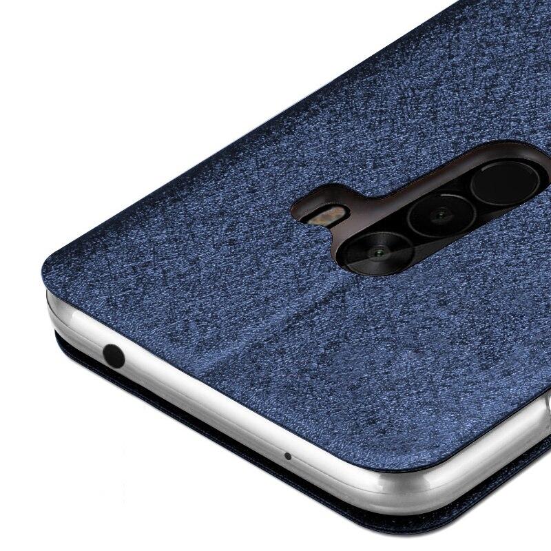 new style 0e447 c3ec7 For Xiaomi pocophone f1 case flip leather luxury Mofi for xiaomi pocophone  f1 cover for xiaomi poco f1 case silicone back funda