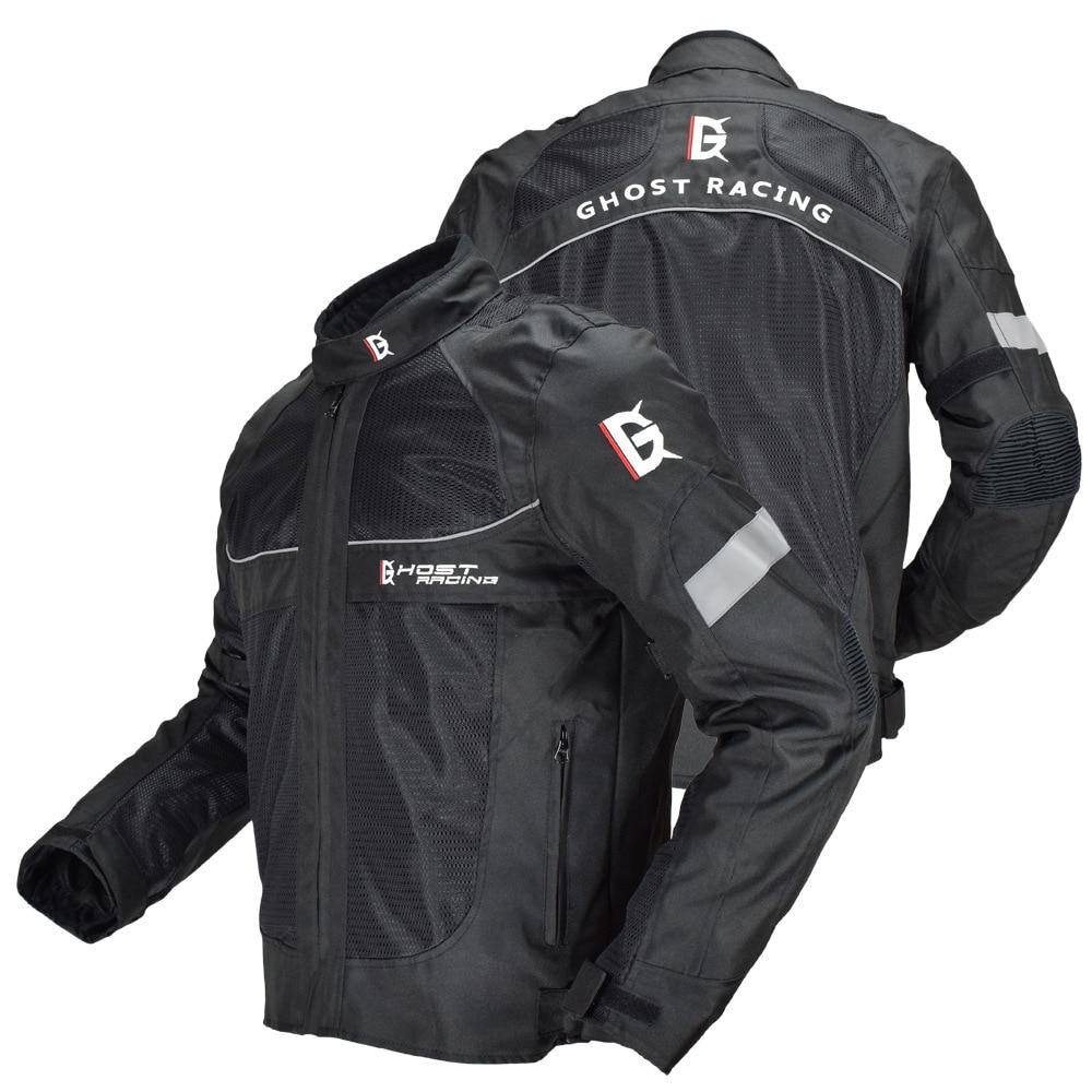 Veste de Moto veste de Moto veste respirante pour Moto Moto Cross été vêtements de Moto avec bande réfléchissante - 3