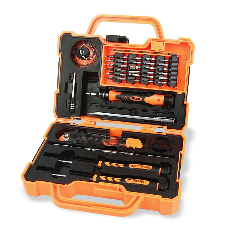 45 In1 Multifunctional Precision Screwdriver Set Household Tools Kit Hand Tools Set Box Tweezers Tools For Mobile Phone Repair
