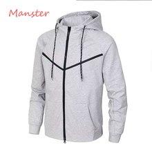 Hoodies Men 2018 Brand Male Long Sleeve Solid Color Hooded Sweatshirt Irving Kobe Tracksuit Sweat Coat Casual Sportswear M-3XL