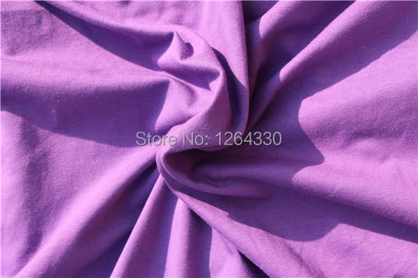 Projeto de algodão listrado de alta qualidade meterial algodão metro de tecido de cor sólida 100*160 centímetros KP-BL02