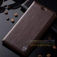 Retro Genuine Leather Flip Stand Case For Leeco Cool 1 Coolpad Letv Cool1 5 5 Luxury