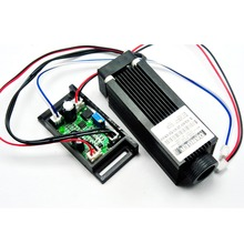 все цены на 808nm 400mW 0.4W 12V Near Infrared NIR Laser Diode Dot Module Focusable Laser module 33x80mm онлайн