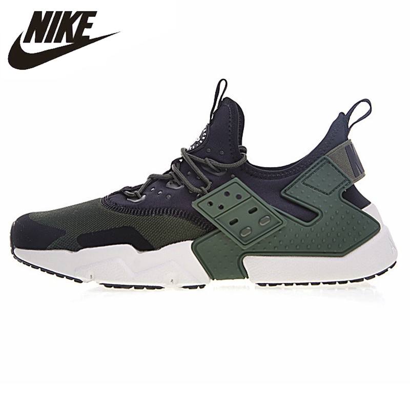 Nike New Arrival Air Huarache Drift Prm Men's Running Shoes Breathable Anti-slippery Outdoor Sneakers AH7334-300 original new arrival 2018 nike air huarache drift prm men s running shoes sneakers