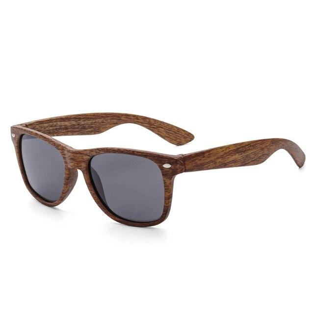 Wooden Style Sunglasses Polarized UV400 Mawgie