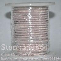 0.1mmX350 strands,(5m /pc) Mine antenna Litz wire,Multi strand polyester silk envelope braided multi strand wire