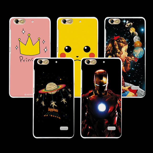 custodia huawei g play mini avengers