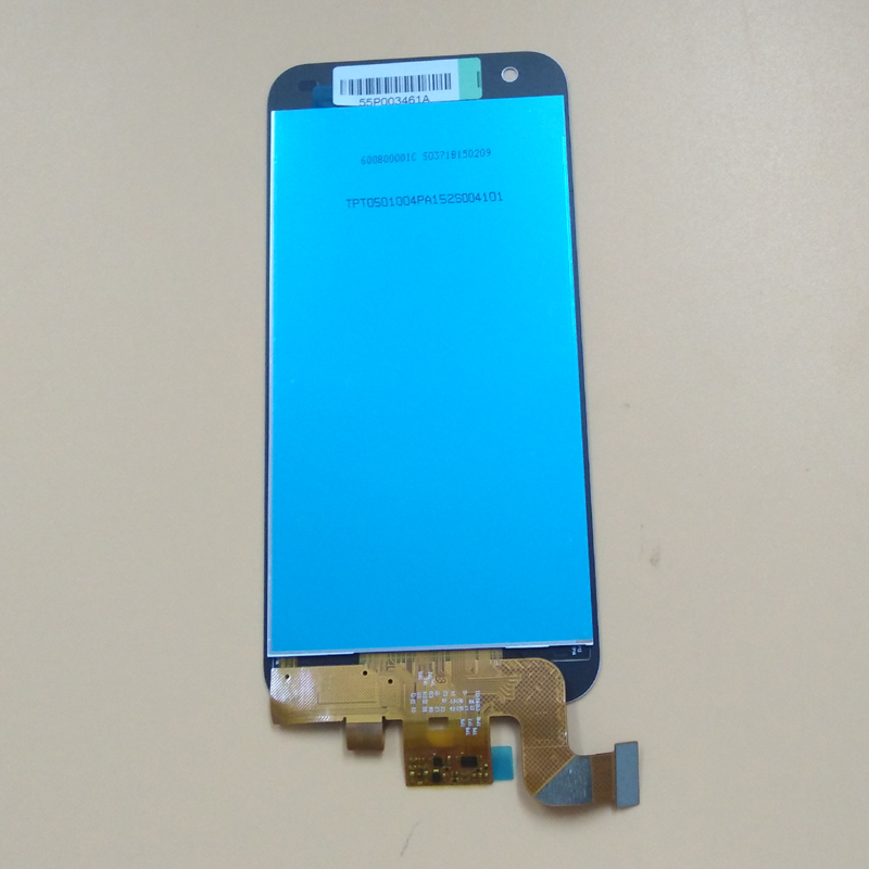 For ZTE Blade S6 White Touch Screen Digitizer Panel Glass + LCD Display Monitor Assembly 100% Test