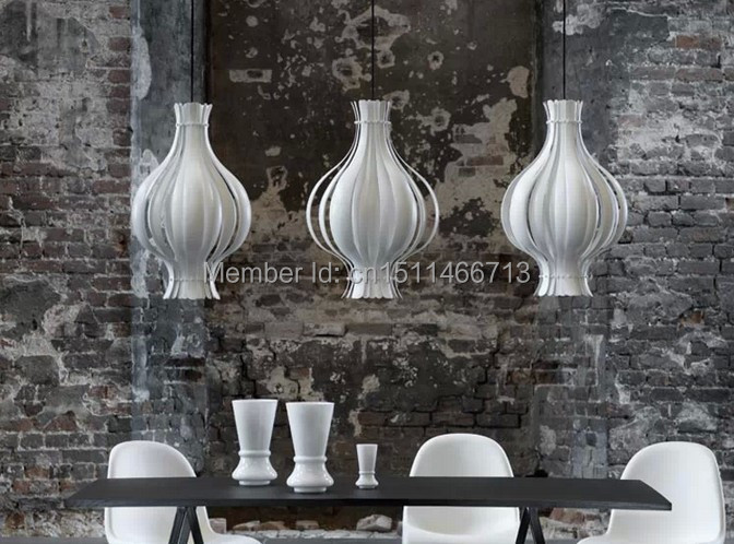living room dinning room verner panton onion pendant lamp modern design lighting suspension light hanging lights chandelier
