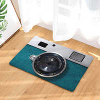 Camera Mats Anti Slip Floor Carpet 3D Tape Pattern Print Doormat for Bathroom Kitchen Entrance Rugs Home Decoration40x60 50x80cm