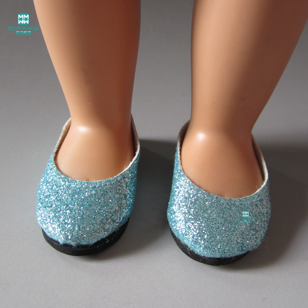 7.5cm MIMI Shoes Doll Accessories para 18 inches 45cm American Girl & - Muñecas y peluches - foto 5