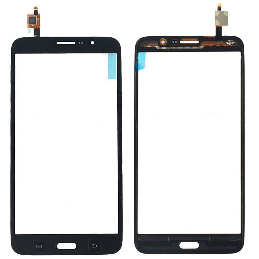 NEW BLACK Touch digitizer Screen Glass Replacement For Samsung GALAXY Tab Q T2558 free shipping