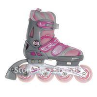 free shipping children's roller skates in line skate kid's gift