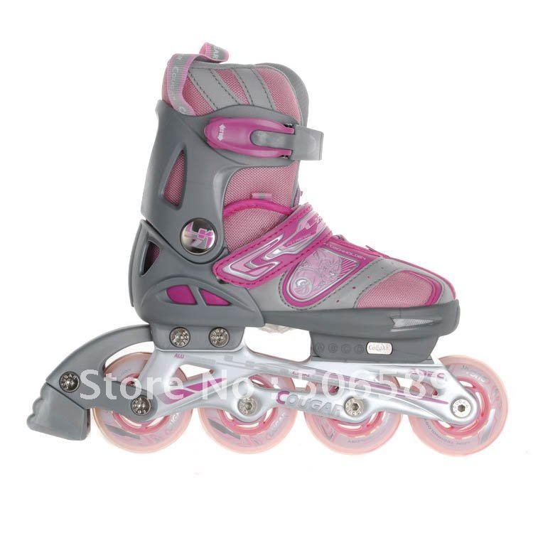 free shipping children's roller skates in line skate kid's gift free shipping short track ice blade ice skates skate shoes knife ice skates ice skate frame 1 2mm thickness