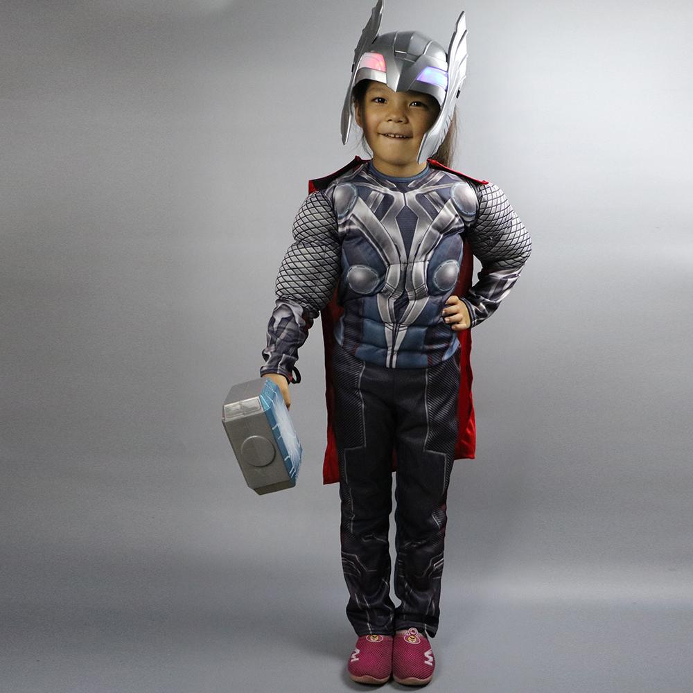 Erkek Endgame Kostüm Kas 5