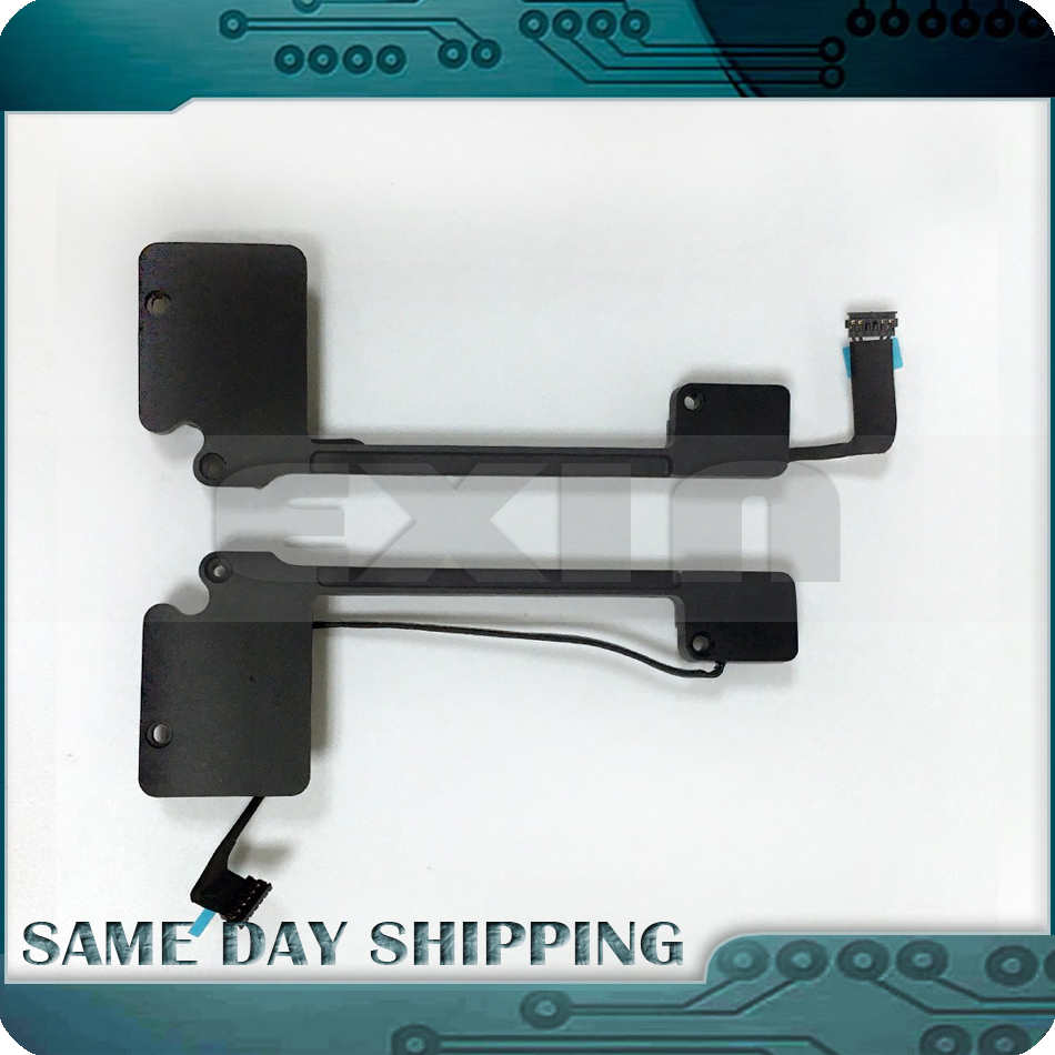 """New Left + Right Speaker For MacBook Pro 13"""" Retina A1502 Internal Speakers Late 2013 Early 2014 2015 923-0557 923-00509"""