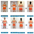50 Pieces Mulheres Moda Magnetic Slim Patch de Emagrecimento Dieta Almofadas Adesivas Desintoxicação Perda de Peso Queima de Gordura Remendo Magro