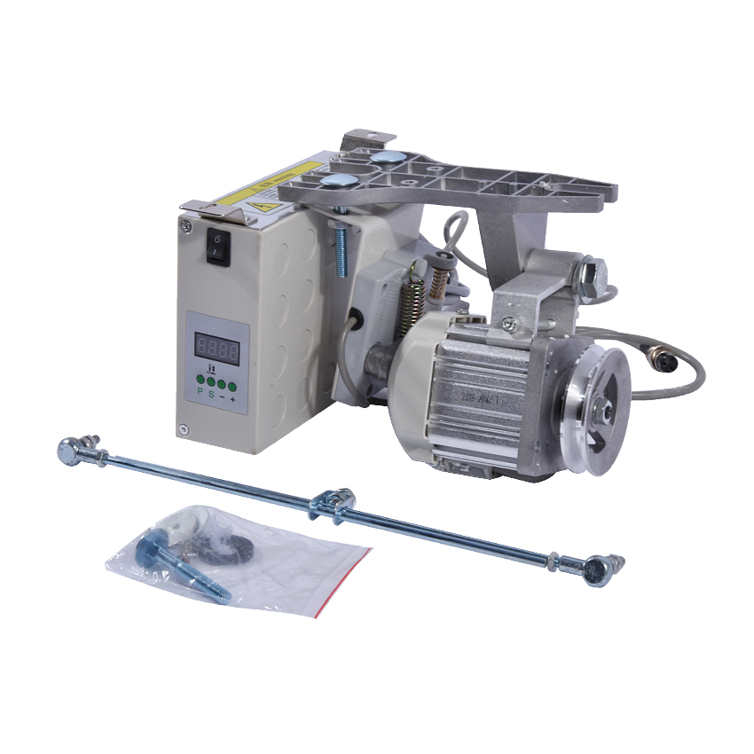 450W Industrial Mute Servo Brushless Power Energy Saving Motor 500 6500RPM Adjustable Speed Single phase Sewing Servo Motor