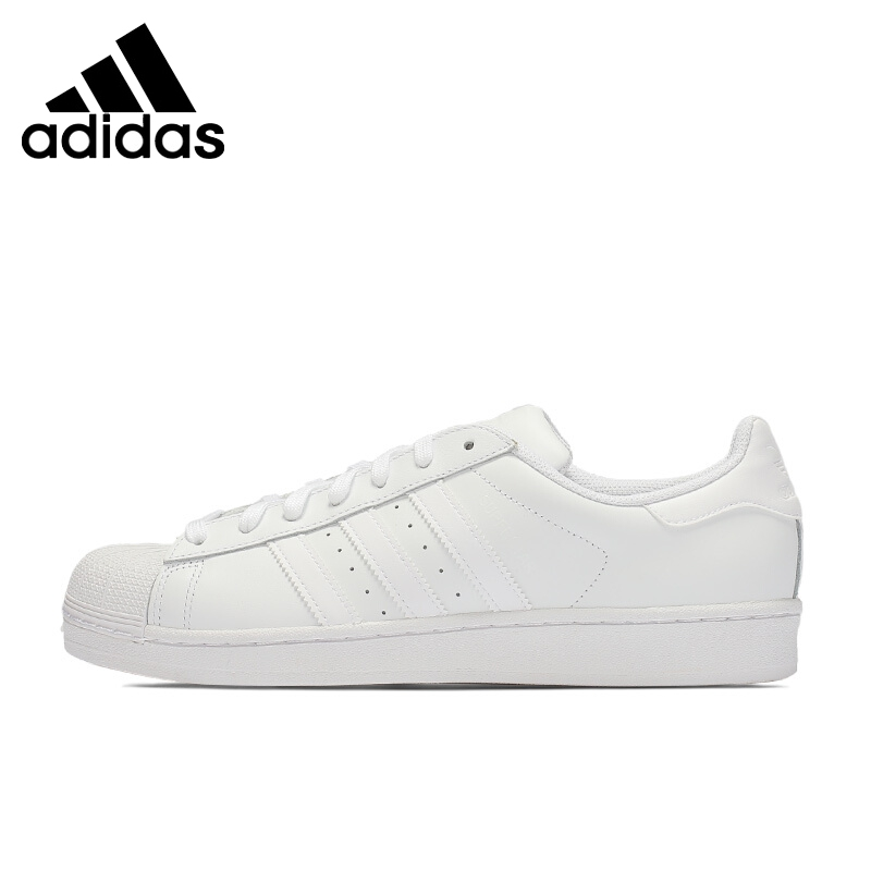 Original New Arrival Adidas Originals Superstar Unisex's Skateboarding Shoes Sneakers image
