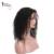 250% Densidad Brasileña Rizada Del Frente Del Cordón Pelucas de Cabello Humano para Las Mujeres Negras Virgen Rizada rizada Llena Del Cordón Del Pelo Humano pelucas