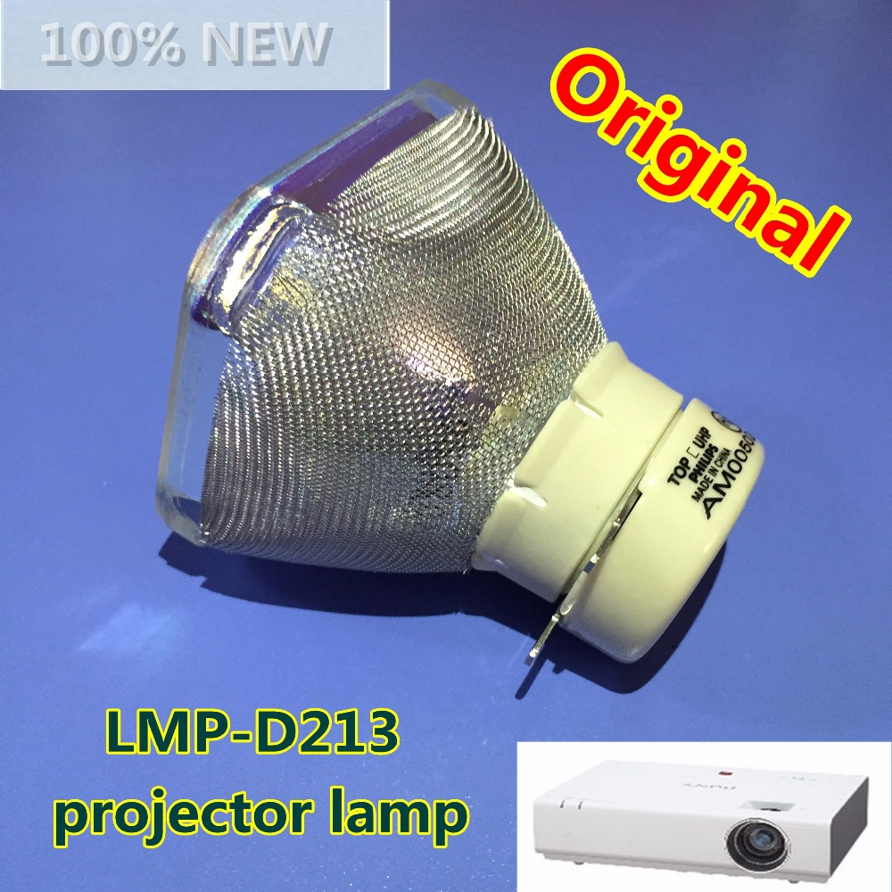 Original Projector Lamp Bulb LMP-D213 for Sony VPL-DX145/VPL-DX146/VPL-DX147/VPL-DX100/VPL-DX120/VPL-DX122 car accessories hello kitty cartoon car stickers warning with children kt133 free shipping