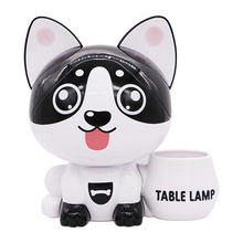 Cartoon Led Cute Piggy Bank Night Light Creative Kids Bedroom Bedside Table Lamp Baby Sleeping Light Children Birthday Gift