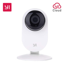 YI 720P Home Camera HD Security Cam Night Vision Video Monitor IP Wireless Network Surveillance Alert Motion Detection Global