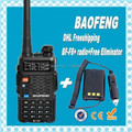 DHL Freeship+baofeng bf-f8+ Two-Way Radio WalkieTalkie VHF/UHF Dual Band portable CB&Ham Radio Handheld Tranceiver+Eliminator