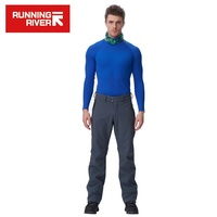 Running River Men Softshell Pants P4457