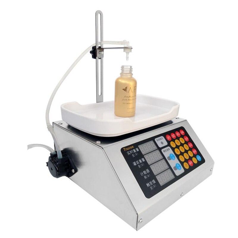 Machine de Micro-remplissage de CSY-M90 pesant le dispositif de dosage de distribution Quantitative liquide