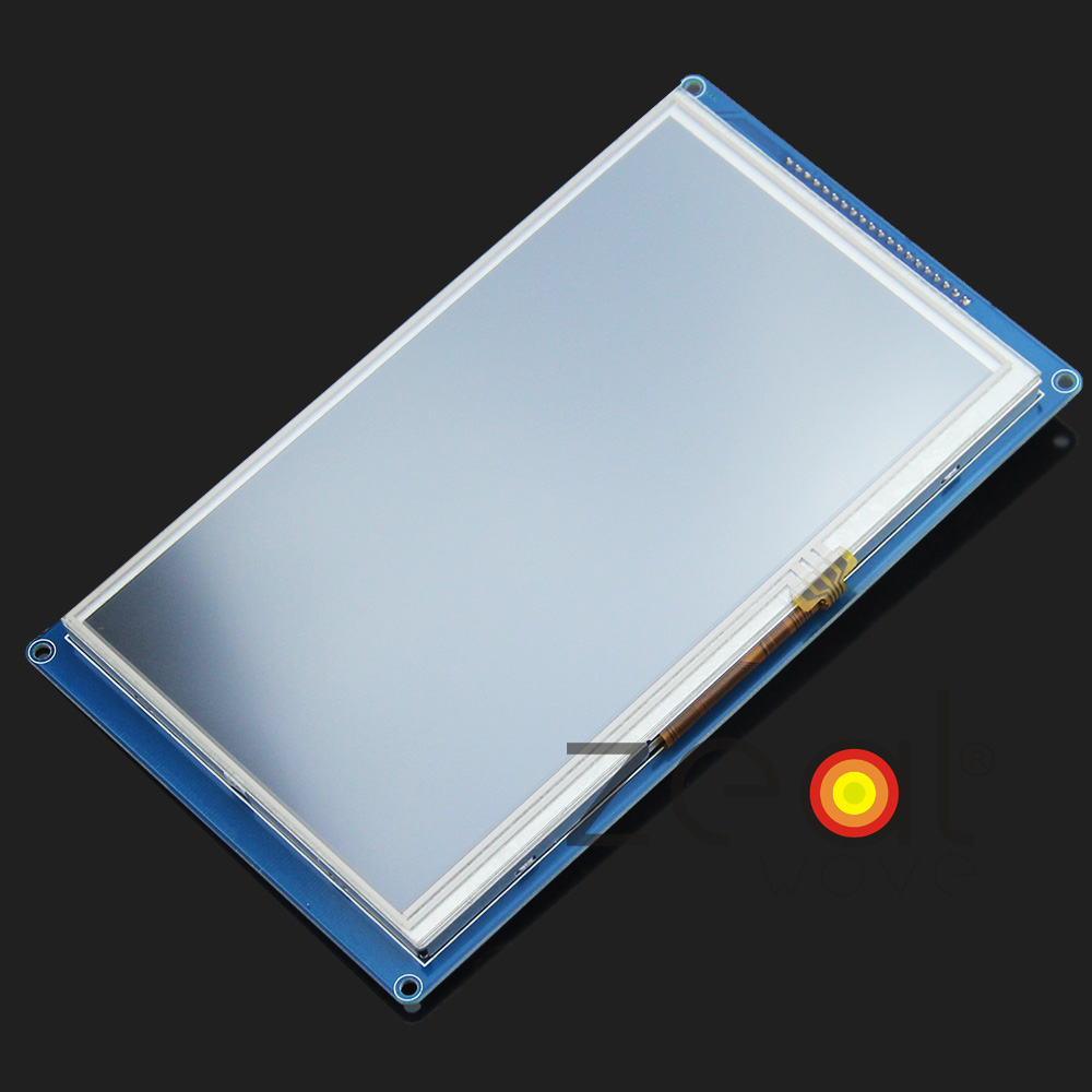 7 0 inch 800x480 TFT LCD Screen Touch Panel PCB Board Driver IC SSD1963