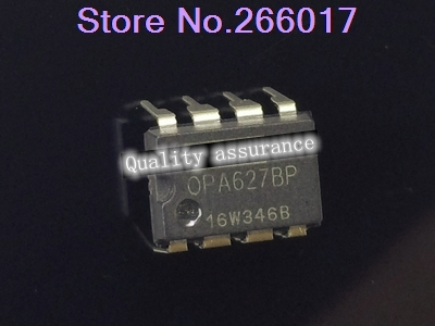 цена на 1PCS OPA627BP OPA627 DIP8 new and original In Stock