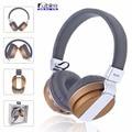 Kubite plegable estéreo subwoofer inalámbrico bluetooth headset estilo textura del metal colorido auriculares apoyo tf tarjeta de radio fm