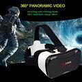 CASO 3D Glasses VR VR 5 MÁS Universal de la Realidad Virtual 3D Vidrios Video para 4.0 a 6.3 pulgadas Teléfonos Inteligentes