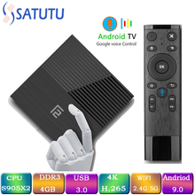 Get more info on the A95x F2 Smart TV Box Android 9.0 Mi ni Tv Box S905 x2 4G 64G 4k Quad-Core Set Top Box Media Player Support IPTV PK X96 MAX HK1MI