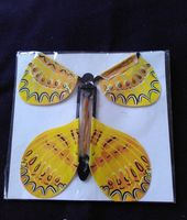 5pcs magic butterfly flying butterfly change with empty hands freedom butterfly magic props magic tricks.jpg 200x200